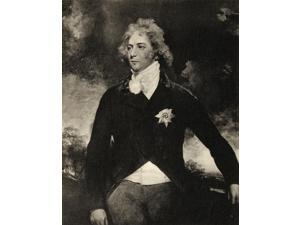 George Augustus Frederick The Prince Of Wales And Later King George Iv 1762 To 1830 Poster Print (12 x 16)