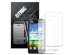 Empire 3 Pack of Invisible Screen Protectors for  Escape P870