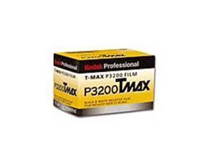 Kodak TMZ T-Max P3200 B&W Negative Film, 35mm, 36 Exposures, Single Roll