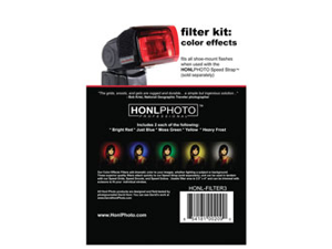 Honl Photo Color Effects Filter Kit
