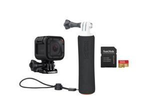 GoPro HERO Session Bundle with The Handler and Memory Card