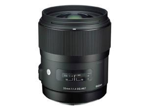 Sigma 35mm F1.4 DG HSM A-Art for Nikon