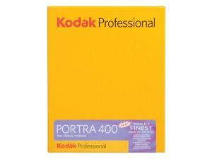 """Kodak 4 x 5"""" Portra 400 Color Film (10 Sheets)"""