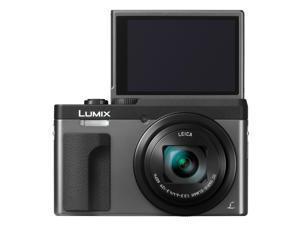 Panasonic LUMIX DC-ZS70 Digital Camera (Silver)
