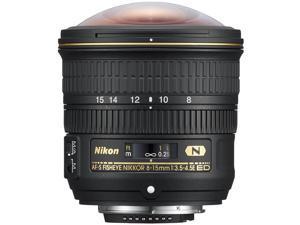 Nikon 8-15mm F3.5-4.5E ED Fisheye  Nikkor Lens