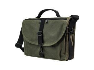 Domke F-803 RuggedWear Messenger Bag (Military Green)