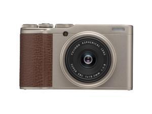 Fujifilm XF 10 Digital Camera (Gold)