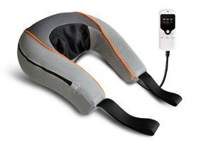 Carepeutic KH251A Swedish Kneading Neck Massager with Selective Directions, Adjustable Speeds and Handy Controller