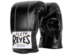 963a85c827 Cleto Reyes Leather Boxing Bag Gloves - Small - Black