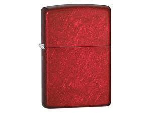 Zippo ZO19083 Lighter Candy Apple Red World Famous Lighters