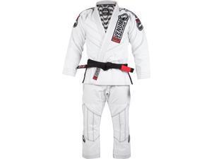 Venum Absolute Gladiator Pearl Weave BJJ Gi - A1 - Gray/Black - Newegg com