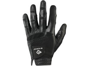 Bionic Men's StableGrip Natural Fit Left Hand Golf Glove - 3XL - Black