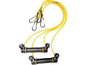 FINIS Slide Dryland Trainer - 7mm - Yellow