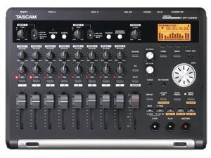 Tascam DP-03SD 8-track Digital Portastudio