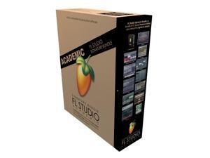 Image Line FL Studio 20 Signature Edition Academic Win & Mac