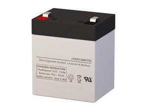 UB1250-F2 12V 5.5AH Replacement Battery