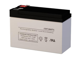 CP1270 12 Volt 7 AmpH SLA Replacement Battery with F1 Terminal
