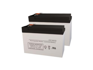 CyberPower CP1500AVRLCD UPS Replacement Batteries - Pack of 2