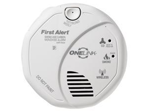 FirstAlert Z-Wave Smoke and Carbon Monoxide Detector (ZCOMBO)