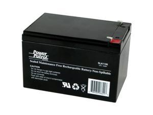 Interstate Batteries Power Patrol Lead Acid Battery, 12V 12.0Ah (SLA1105)