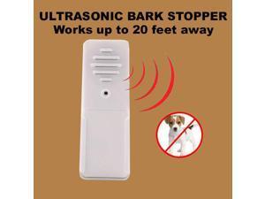 Wireless Ultrasonic Bark Stopper
