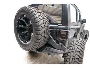 Fab Fours JL18-Y1851T-1 Off The Door Tire Carrier Fits 18-21 Wrangler (JL)