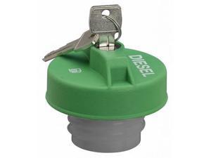 STANT 10501D Fuel Cap, Locking, 1-49/64 in. Dia., Material: Plastic