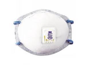 C-Respir Mask P95 Maint Free Whi 10/Box 8577
