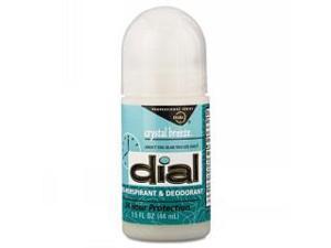Anti-Perspirant Deodorant, Crystal Breeze, 1.5 oz, Roll-On