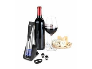 Kalorik 2-in-1 Stainless Steel Wine Opener and Preserver