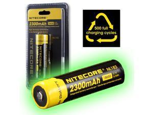 Nitecore NL183 18650 2300 mAh Rechargeable Battery