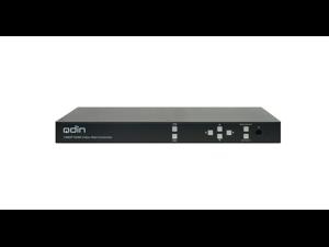 Qdin MVH-14 HDMI 1080p video controller for 4K/2K HDMI 2 x 2 Video Wall or 1080p HDMI 1 x 3 Video Wall and 4-port HDMI 1080p Splitter