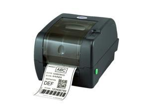 TSC TTP-345 Barcode Printers, Max. Print Speed: 5 Ips, Max. Print Width: 4 inches/Factory-Installed USB ,RS-232,LPT,LAN