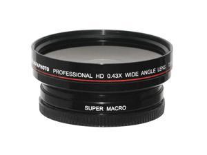 Agfa Photo 0.43 x Wide Angle 72mm