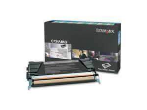 Lexmark Black Return Program Toner Cartridge