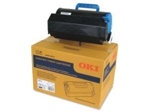 Oki Single Toner Cartridge - Black