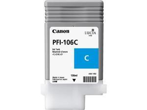Canon Lucia EX PFI-106C Ink Cartridge - Cyan