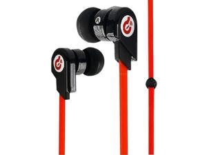 4XEM Syllable G02-001 Flat Cable Stereo In-Ear Earphone for Apple dev