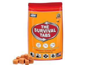 Meals Ready To Eat (MRE) Survival Tabs for 2 days- Butterscotch Flavor (24 tabs)