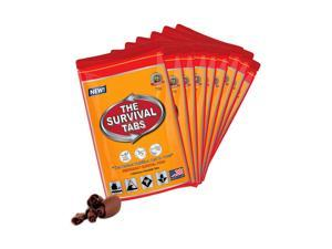 Survival Tabs 3-Day Food Supply 36 Tabs – Chocolate Flavor - Gluten Free and Non-GMO