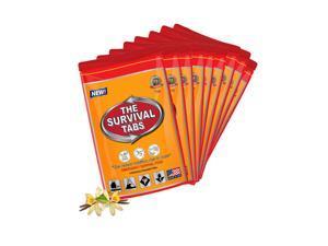 Survival Tabs 3-Day Food Supply 36 Tabs – Vanilla Flavor - Gluten Free and Non-GMO