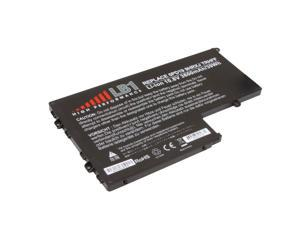 LB1 High Performance New Battery for Dell TRHFF Laptop Notebook Computer PC [3600mAh 6-Cell 10.8V] 18 Months Warranty