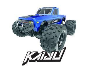 Redcat Racing Kaiju 1/8 Scale Brushless Electric Monster Truck RTR 6S Blue