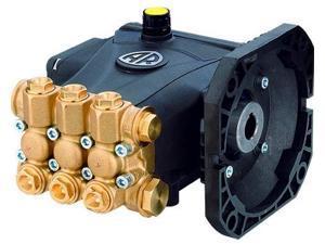 AR Blue Clean 1 Gpm Misting Horizontal Gas Engine Triplex Plunger Pump