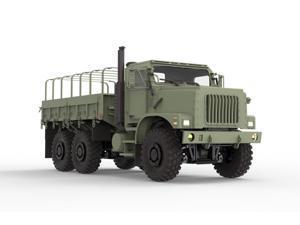 TC6 Flagship 1/12 Military Truck Crawler Kit