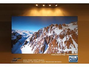 "Elite Screens AR110WH2 Aeon Series 110"" 16:9 Fixed Frame Projection Screen"