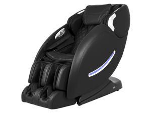 Titan Osaki OS-4000XT Massage Chair with LED Light Control in Black