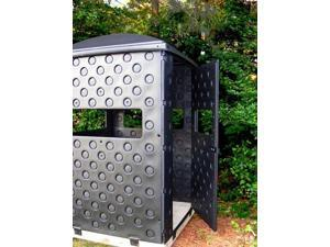 Snap Lock Formex 4 x 4 Portable Interlocking Panel Box Deer Hunting Blind