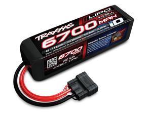 6700mAh 14.8v 4-Cell 25C LiPo Battery