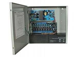 POWER SUPPLY/CHARGER-12VDC @ 4 AMP OR 24VDC @ 3 AMP WITH ACM8
